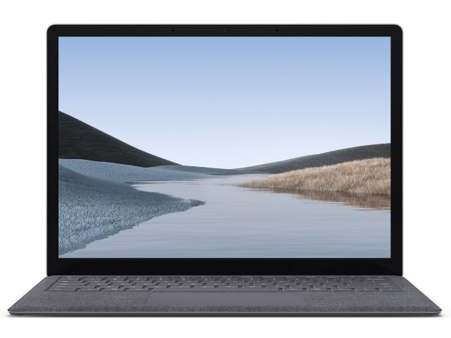 【キャッシュレス 5% 還元】 マイクロソフト ノートパソコン Surface Laptop 3 13.5インチ VGY-00018 【】 【人気】 【売れ筋】【価格】