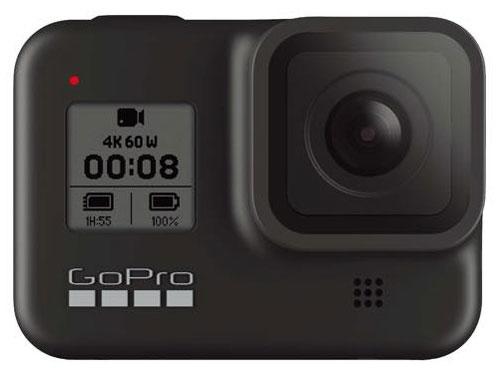 【ポイント5倍】GoPro ビデオカメラ HERO8 BLACK CHDHX-801-FW [タイプ:アクションカメラ 画質:4K 本体重量:126g]  【人気】 【売れ筋】【価格】
