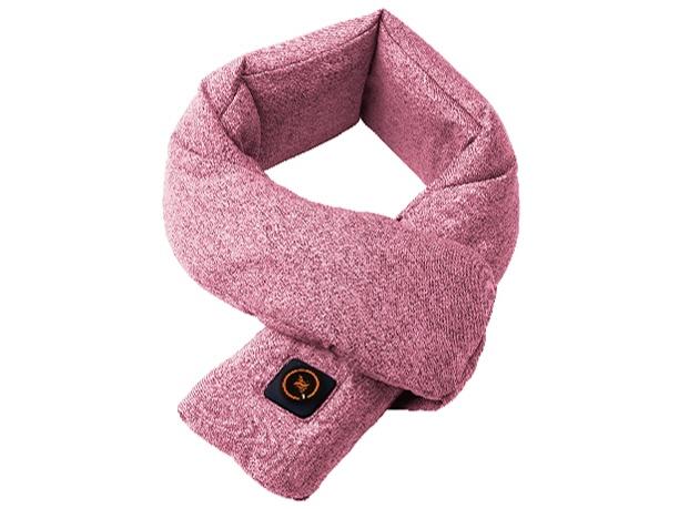 【キャッシュレス 5% 還元】 ドウシシャ 電気毛布・ひざ掛け Pieria ウェアラブルヒーター ネック UHW-N101-PK [ピンク] 【】 【人気】 【売れ筋】【価格】