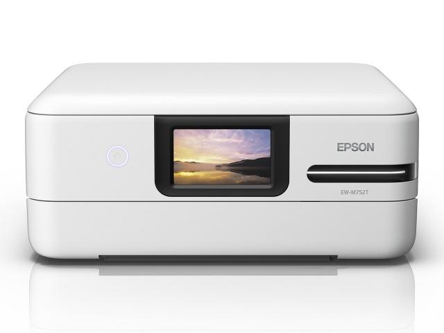 【キャッシュレス 5% 還元】 EPSON プリンタ EW-M752T [タイプ:インクジェット 最大用紙サイズ:A4 解像度:5760x1440dpi 機能:コピー/スキャナ] 【】 【人気】 【売れ筋】【価格】
