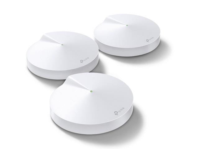 【キャッシュレス 5% 還元】 TP-Link 無線LANブロードバンドルーター Deco M5(3-pack) V2 [無線LAN規格:IEEE802.11a/b/g/n/ac 接続環境:100台以上] 【】 【人気】 【売れ筋】【価格】