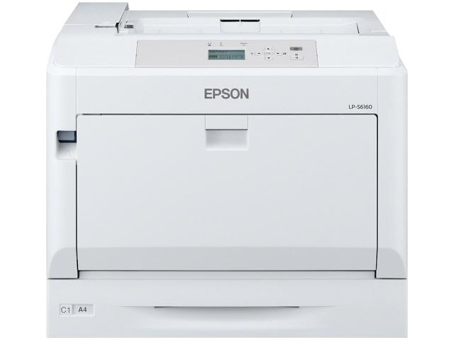 【キャッシュレス 5% 還元】 【代引不可】EPSON プリンタ LP-S6160 [タイプ:カラーレーザー 最大用紙サイズ:A3 解像度:9600x1200dpi] 【】 【人気】 【売れ筋】【価格】