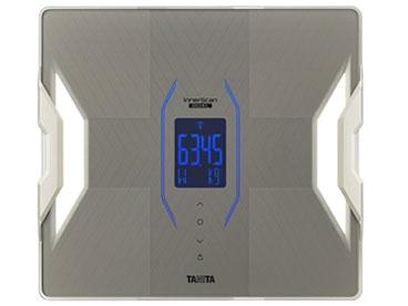 タニタ 体脂肪計・体重計 インナースキャンデュアル RD-911 [グレイッシュゴールド] [タイプ:体組成計 測定方式:両足 サイズ:328x32x298mm 重量:2100g] 【】 【人気】 【売れ筋】【価格】