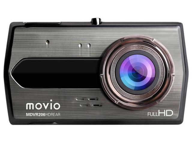 ナガオカ ドライブレコーダー movio MDVR206HDREAR [本体タイプ:一体型 前後2カメラ(前方・後方撮影):○ 画素数(フロント):200万画素 駐車監視機能:標準] 【】 【人気】 【売れ筋】【価格】