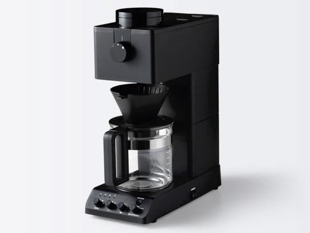 【キャッシュレス 5% 還元】 ツインバード コーヒーメーカー CM-D465B [容量:6杯 フィルター:紙フィルター コーヒー:○] 【】 【人気】 【売れ筋】【価格】
