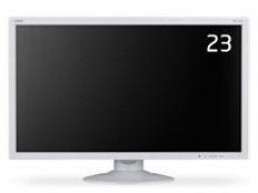 【キャッシュレス 5% 還元】 NEC 液晶モニタ・液晶ディスプレイ LCD-AS233WMi [23インチ 白] [モニタサイズ:23インチ モニタタイプ:ワイド 解像度(規格):フルHD(1920x1080) 入力端子:DVIx1/D-Subx1/HDMIx1] 【】 【人気】 【売れ筋】【価格】