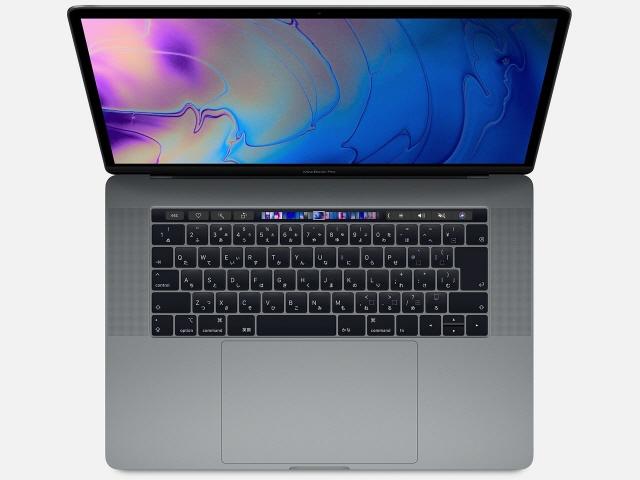 【キャッシュレス 5% 還元】 Apple Mac ノート MacBook Pro Retinaディスプレイ 2600/15.4 MR942J/A [スペースグレイ] [液晶サイズ:15.4インチ CPU:第8世代 Core i7/2.6GHz/6コア ストレージ容量:SSD:512GB メモリ容量:16GB]