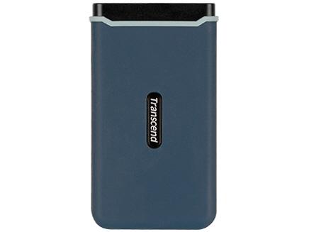 【キャッシュレス 5% 還元】 トランセンド SSD TS240GESD350C [ネイビーブルー] [容量:240GB インターフェイス:USB タイプ:3D NAND] 【】 【人気】 【売れ筋】【価格】