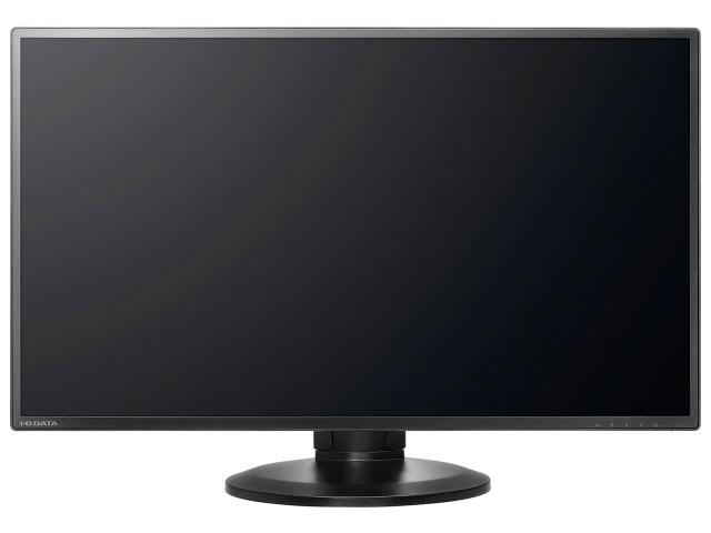 【キャッシュレス 5% 還元】 【代引不可】IODATA 液晶モニタ・液晶ディスプレイ LCD-MF273EDB-F [27インチ ブラック] [モニタサイズ:27インチ モニタタイプ:ワイド 解像度(規格):フルHD(1920x1080) 入力端子:DVIx1/D-Subx1/HDMIx1]