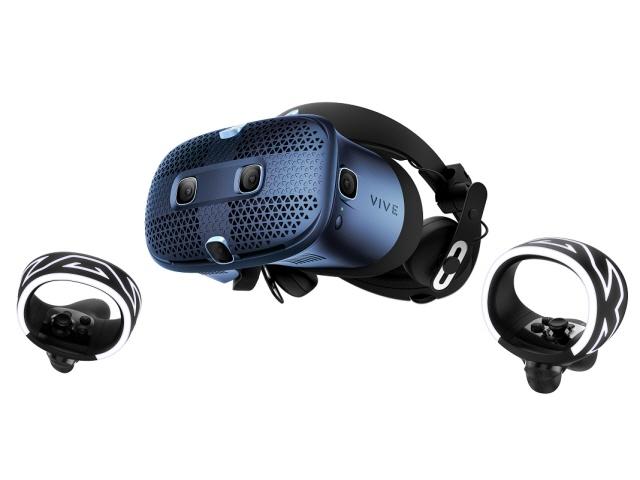 【キャッシュレス 5% 還元】 【ポイント5倍】HTC VRゴーグル・VRヘッドセット VIVE Cosmos 99HARL006-00 [タイプ:VRヘッドセット 対応機器:Windows10のパソコン ディスプレイ解像度:片目あたり:1440x1700/合計:2880x1700]  【人気】 【売れ筋】【価格】