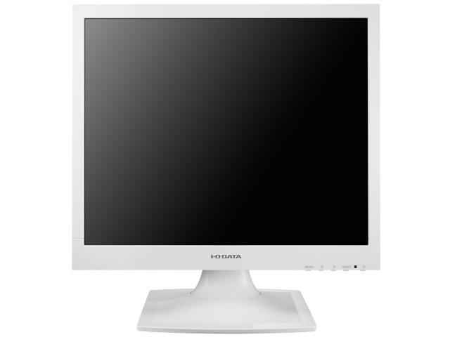 【キャッシュレス 5% 還元】 【代引不可】IODATA 液晶モニタ・液晶ディスプレイ LCD-AD173SESW [17インチ ホワイト] [モニタサイズ:17インチ モニタタイプ:スクエア 解像度(規格):SXGA 入力端子:DVIx1/D-Subx1] 【】 【人気】 【売れ筋】【価格】
