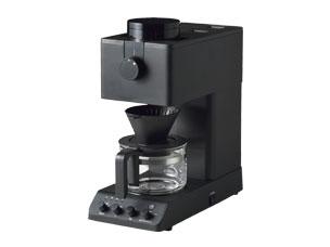 【キャッシュレス 5% 還元】 ツインバード コーヒーメーカー CM-D457B [容量:3杯 フィルター:紙フィルター コーヒー:○] 【】 【人気】 【売れ筋】【価格】
