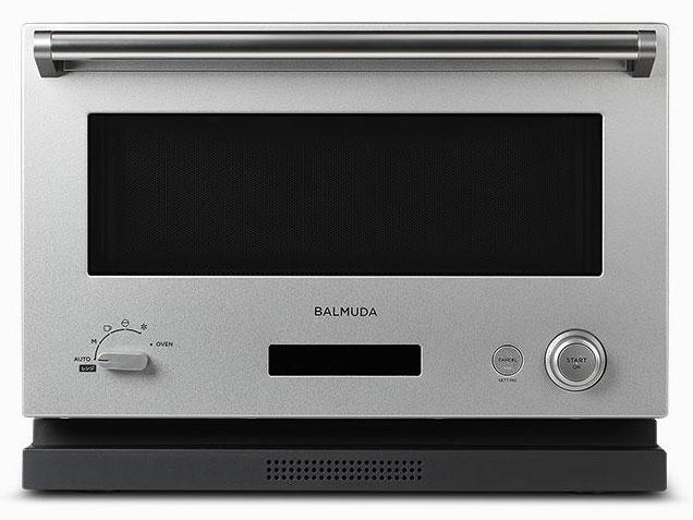 【キャッシュレス 5% 還元】 【代引不可】バルミューダ オーブン The Range K04A-SU [ステンレス] [タイプ:オーブンレンジ 庫内容量:18L 最大レンジ出力:800W] 【】 【人気】 【売れ筋】【価格】