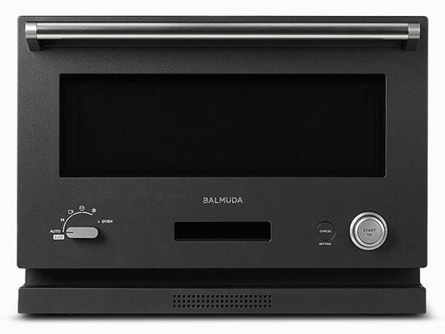 【キャッシュレス 5% 還元】 【代引不可】バルミューダ オーブン The Range K04A-BK [ブラック] [タイプ:オーブンレンジ 庫内容量:18L 最大レンジ出力:800W] 【】 【人気】 【売れ筋】【価格】