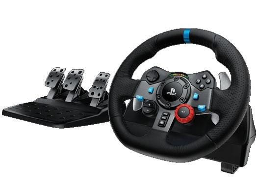 ロジクール ゲーム周辺機器 G29 Driving Force LPRC-15000 [ブラック] [対応機種:PS3/PS4 タイプ:ハンドルコントローラー]  【人気】 【売れ筋】【価格】