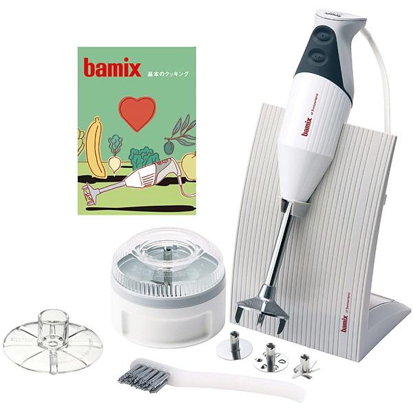BAMIX ミキサー・フードプロセッサー M300 ベーシックセット [ホワイト] [ミキサータイプ:ハンドミキサー 設置タイプ:ハンディ] 【】 【人気】 【売れ筋】【価格】