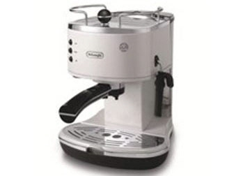 【キャッシュレス 5% 還元】 デロンギ コーヒーメーカー ECO310W [エスプレッソ:○ カプチーノ:○] 【】 【人気】 【売れ筋】【価格】