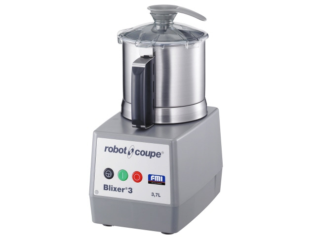 【キャッシュレス 5% 還元】 ロボクープ ミキサー・フードプロセッサー BLIXER-3D [設置タイプ:据え置き 容量:3.7L] 【】 【人気】 【売れ筋】【価格】