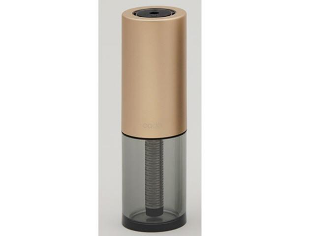 【キャッシュレス 5% 還元】 cado 加湿器 MH-C20 [ゴールド] [設置タイプ:卓上 タンク容量:0.15L その他機能:除菌/芳香蒸留水] 【】 【人気】 【売れ筋】【価格】