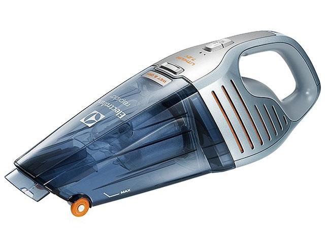 【キャッシュレス 5% 還元】 エレクトロラックス 掃除機 ラピード・リチウム(WET&DRY) ZB6106WD [タイプ:ハンディ コードレス(充電式):○] 【】 【人気】 【売れ筋】【価格】