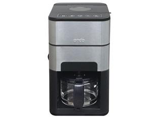 【キャッシュレス 5% 還元】 丸隆 コーヒーメーカー ON-01-BK [ブラック] [容量:4杯 コーヒー:○] 【】 【人気】 【売れ筋】【価格】