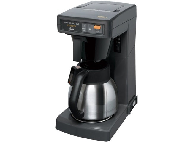 カリタ コーヒーメーカー ET-550TD 無料サンプルOK 容量:12杯 コーヒー:○ 人気 売れ筋 価格 高額売筋
