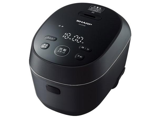 【キャッシュレス 5% 還元】 シャープ 炊飯器 KS-HF05B-B [ブラック系] 【】 【人気】 【売れ筋】【価格】