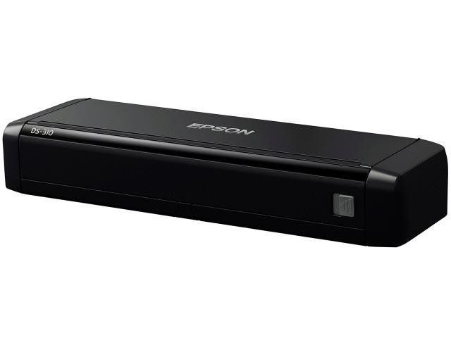 【キャッシュレス 5% 還元】 EPSON スキャナ DS-310R1 [原稿サイズ:A4/はがき/名刺/レシート 光学解像度:600dpi インターフェース:USB3.1 Gen1(USB3.0) 幅x高さx奥行き:288x51x88.5mm] 【】 【人気】 【売れ筋】【価格】
