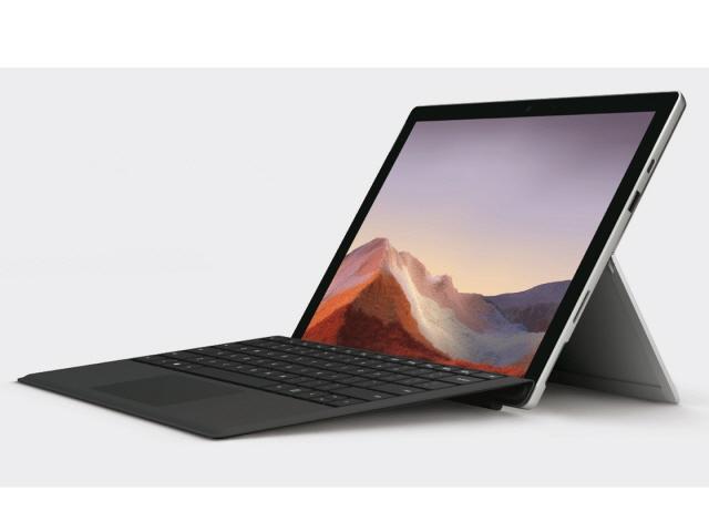 【キャッシュレス 5% 還元】 マイクロソフト ノートパソコン Surface Pro 7 タイプカバー同梱 QWT-00006 [OS種類:Windows 10 Home 64bit 画面サイズ:12.3インチ CPU:Core i3 1005G1/1.2GHz ストレージ容量:128GB] 【】 【人気】 【売れ筋】【価格】