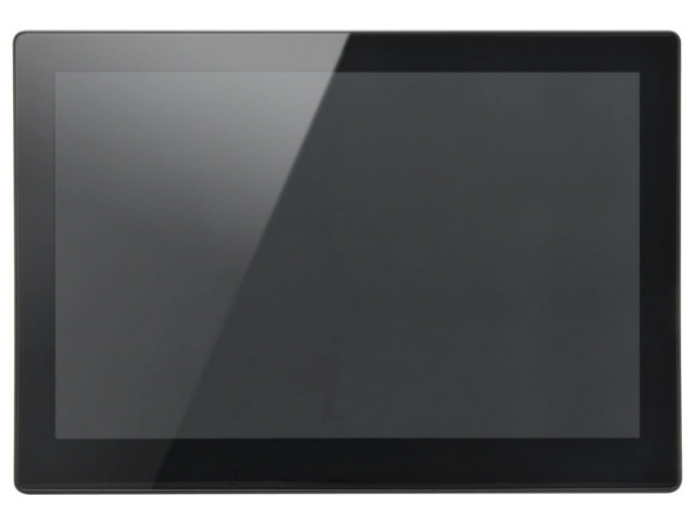 【キャッシュレス 5% 還元】 センチュリー 液晶モニタ・液晶ディスプレイ plus one Touch LCD-10000HT2 [10.1インチ 黒] [モニタサイズ:10.1インチ モニタタイプ:ワイド 解像度(規格):WXGA 入力端子:HDMIx1/miniUSBx1]