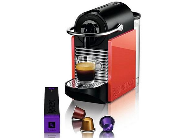 【キャッシュレス 5% 還元】 ネスレ コーヒーメーカー Nespresso PIXIE CLIPS D60-WR [ホワイト&コーラルレッド] 【】 【人気】 【売れ筋】【価格】