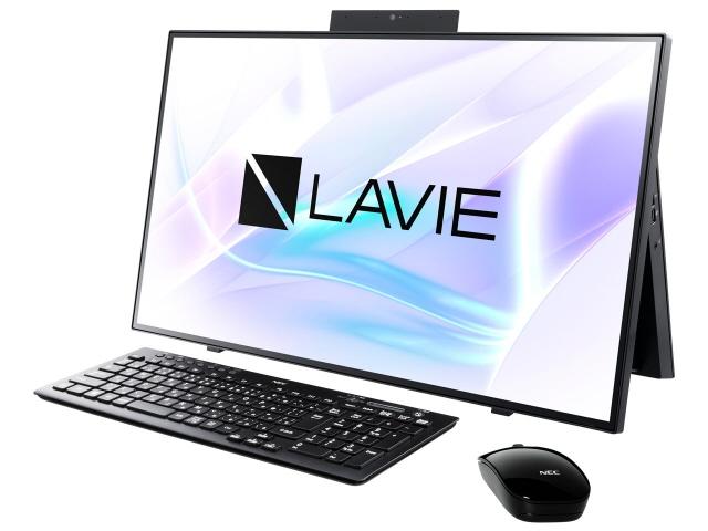 【キャッシュレス 5% 還元】 NEC デスクトップパソコン LAVIE Home All-in-one HA700/RAB PC-HA700RAB [ファインブラック] 【】 【人気】 【売れ筋】【価格】
