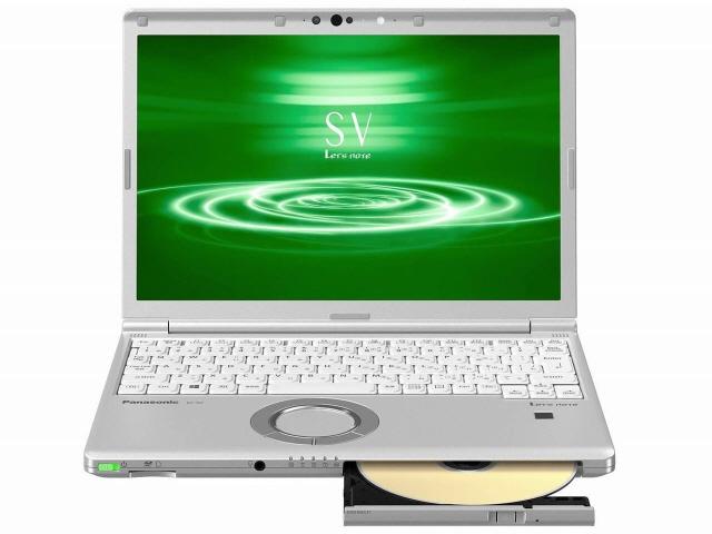 超特価SALE開催! パナソニック ノートパソコン Let's note SV9 CF-SV9NDRQR [画面サイズ:12.1インチ CPU:第10世代 インテル Core i5 10210U(Comet Lake)/1.6GHz/4コア CPUスコア:6494 ストレージ容量:SSD:512GB メモリ容量:8GB OS:Windows 10 Pro 64bit 重量:1.009kg], HOBBY-JOY b58dfbbf
