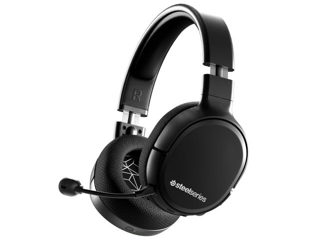 【キャッシュレス 5% 還元】 steelseries ヘッドセット Arctis 1 Wireless [ヘッドホンタイプ:オーバーヘッド プラグ形状:ミニプラグ 片耳用/両耳用:両耳用] 【】 【人気】 【売れ筋】【価格】