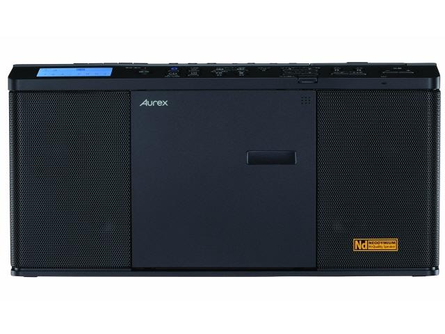 Bluetooth送受信機能を備えたSD/USB/CDラジオ 【キャッシュレス 5% 還元】 東芝 ラジカセ Aurex TY-ANX1 [最大出力:4.4W タイプ:CDラジオ 幅x高さx奥行き:310x151x69mm 重さ:1.4kg] 【】 【人気】 【売れ筋】【価格】