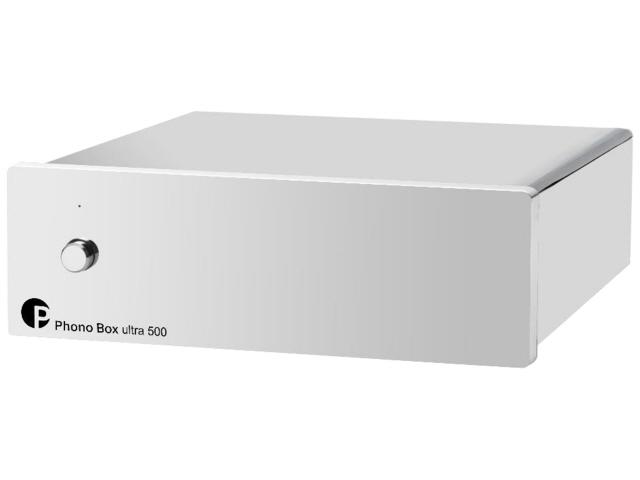 【ポイント5倍】Pro-Ject オーディオ機器 PHONOBOX/ULTRA500 [製品種類:ディスクリートMM/MCフォノアンプ 幅x高さx奥行:103x37x119mm]  【人気】 【売れ筋】【価格】