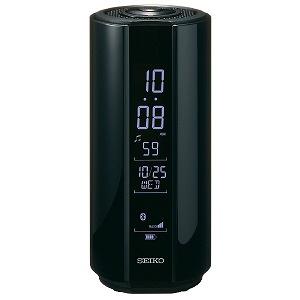 【キャッシュレス 5% 還元】 セイコークロック Bluetoothスピーカー SS201K [黒] [Bluetooth:○ 駆動時間:連続再生時間:約13時間] 【】 【人気】 【売れ筋】【価格】