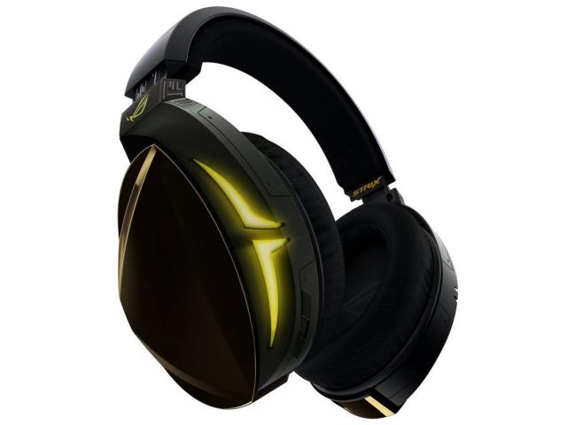 【キャッシュレス 5% 還元】 ASUS ヘッドセット ROG Strix Fusion 700 [ヘッドホンタイプ:オーバーヘッド プラグ形状:USB 片耳用/両耳用:両耳用 ケーブル長さ:2m] 【】 【人気】 【売れ筋】【価格】