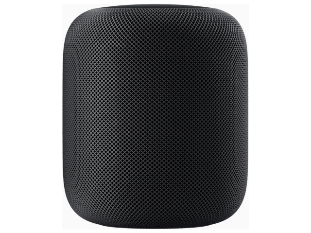 【キャッシュレス 5% 還元】 【ポイント5倍】Apple Bluetoothスピーカー HomePod MQHW2J/A [スペースグレイ] [音声/AIアシスタント機能:○ Bluetooth:○ AirPlay:○]  【人気】 【売れ筋】【価格】