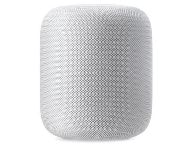 【キャッシュレス 5% 還元】 Apple Bluetoothスピーカー HomePod MQHV2J/A [ホワイト] [音声/AIアシスタント機能:○ Bluetooth:○ AirPlay:○] 【】 【人気】 【売れ筋】【価格】
