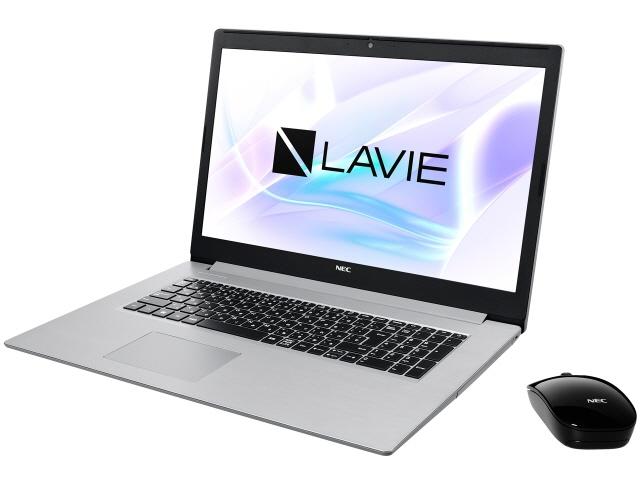 【キャッシュレス 5% 還元】 NEC ノートパソコン LAVIE Note Standard NS850/NAS PC-NS850NAS [カームシルバー] 【】 【人気】 【売れ筋】【価格】