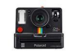 【キャッシュレス 5% 還元】 ポラロイド インスタントカメラ Polaroid Originals OneStep+ i-Type [Black] [使用フィルム:600高感度レギュラーフィルム フィルムサイズ(横x縦):88×107mm フラッシュ:○ 重量:493g]