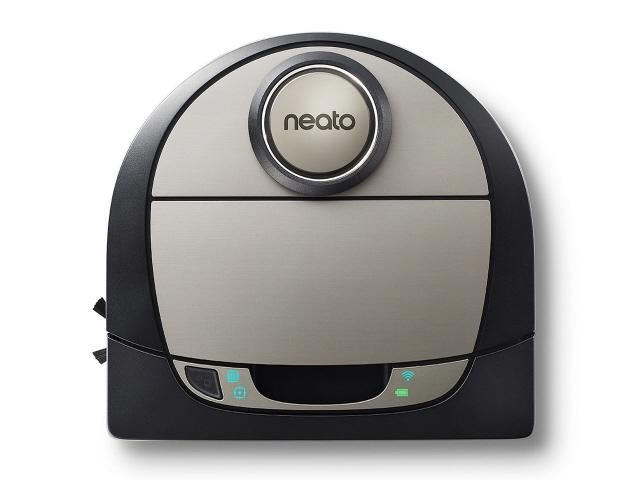 Wi-Fi対応ロボット掃除機「Neato Botvac Connected」フラッグシップモデル 【キャッシュレス 5% 還元】 Neato Robotics 掃除機 Botvac D7 Connected BV-D701 [タイプ:ロボット 集じん容積:0.7L アプリ連携:○] 【】 【人気】 【売れ筋】【価格】
