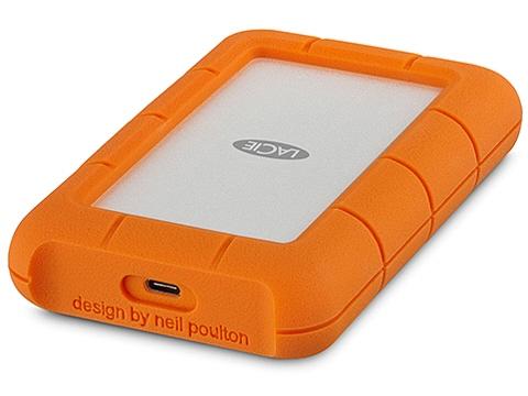 【キャッシュレス 5% 還元】 LaCie 外付け ハードディスク Rugged USB-C 2EUAPA [容量:4TB インターフェース:USB3.1 Gen1(USB3.0) Type-C] 【】 【人気】 【売れ筋】【価格】
