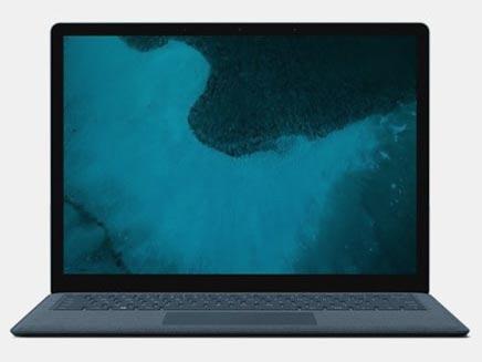 【キャッシュレス 5% 還元】 【ポイント5倍】マイクロソフト ノートパソコン Surface Laptop 2 LQQ-00059 [コバルトブルー] 【】 【人気】 【売れ筋】【価格】