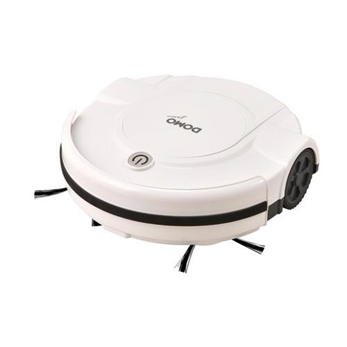 【キャッシュレス 5% 還元】 DOMO ELEKTRO 掃除機 DM0001WH [ホワイト] [タイプ:ロボット] 【】 【人気】 【売れ筋】【価格】