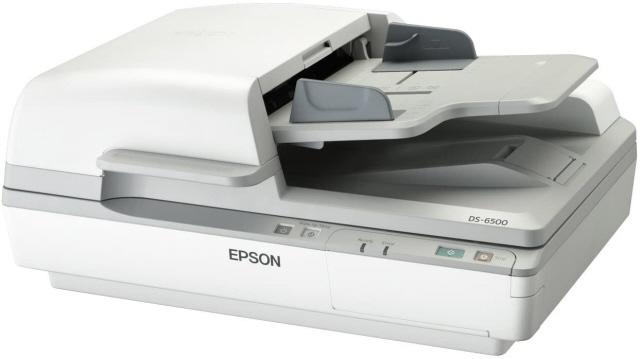 【キャッシュレス 5% 還元】 【ポイント5倍】EPSON スキャナ DS-6500 [原稿サイズ:A4/はがき 光学解像度:1200dpi インターフェース:USB2.0 幅x高さx奥行き:495x217x360mm]  【人気】 【売れ筋】【価格】