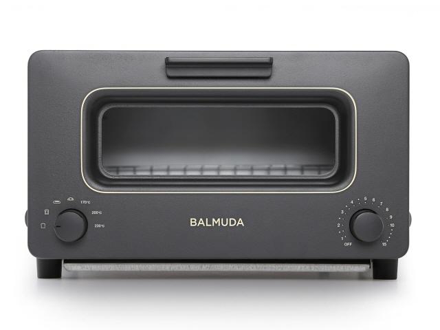 【キャッシュレス 5% 還元】 バルミューダ トースター The Toaster K01E-KG [ブラック] [タイプ:オーブン] 【】 【人気】 【売れ筋】【価格】