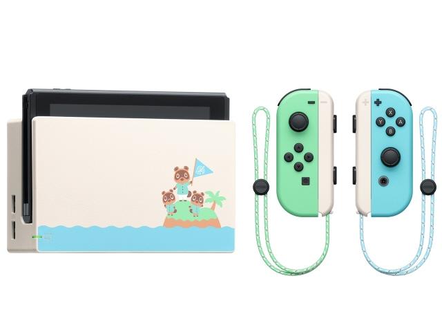 【ポイント5倍】任天堂 ゲーム機 Nintendo Switch あつまれ どうぶつの森セット HAD-S-KEAGC  【人気】 【売れ筋】【価格】