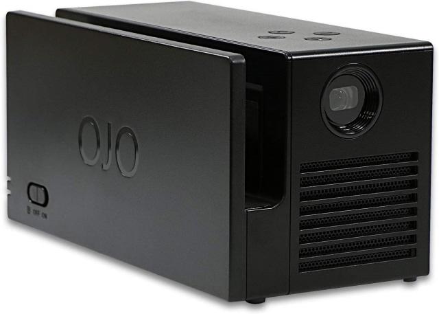 【ポイント5倍】YesOJO ゲーム周辺機器 Nintendo Switch用 OJO Projector+キャリングケース G01-TB [対応機種:Nintendo Switch タイプ:AVケーブル・アダプター類]  【人気】 【売れ筋】【価格】